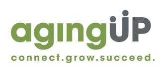 agingUp logo